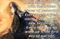 Don't start your day