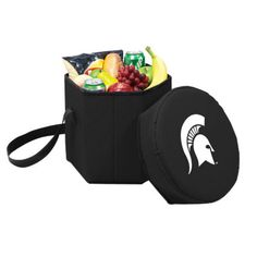 Picnic Time 12 qt. Collegiate Bongo Cooler Black - 596-00-179-354-0