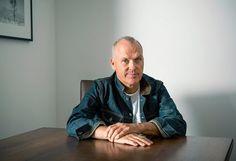 Michael Keaton by  Michael Lewis