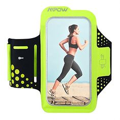 cool iPhone 6S Armband, Mpow (4.7 inch) Running Sweatproof Sport Armband Case Cover Holder with Extra Adjustable-Length Extention Band & Key Slots Holder Pocket for iPhone 6S/7 for Gym, Running, Jogging, Walking, Biking, Hiking, Workout and Exercise