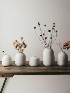 Large Moderne Blanc Brillant ronde en céramique Splash Plat