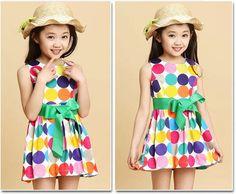 vestidos para niña informales - Buscar con Google