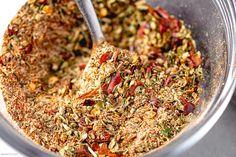 Chicken Crisps, Baked Chicken Recipes, Baked Ham, Chicken Meals, Seasoning Mixes, Chicken Seasoning, Tuscan Seasoning Recipe, Creamy Garlic Shrimp Recipe, Spice Mixes