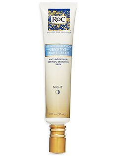 RoC Retinol Correxion Sensitive Night Cream performed comparably to its much pricier counterpart when it came to moisturizing and firming.
