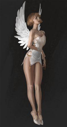 ArtStation - Hunting Era character concept art2, Sangsoo Jeong