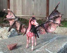 Custom Breyer Horses | Bacon, the Beautiful Custom Breyer Horse with Dragon wings