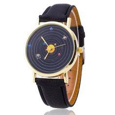 It's half past Saturn - Solar System Galactic Watch