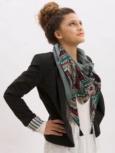 Fairer Schal SUKA von Koyo