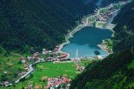 عجائب الطبيعة تتجلى في منطقة البحر الأسود شمال تركيا