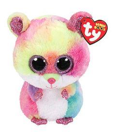 Beanie Boos Rodney the Hamster Beanie Boo Plush Toy c1848c6e3f0a