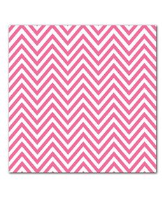 Look what I found on #zulily! Pink Zigzag Self-Adhesive Paper Liner by Con-Tact Brand #zulilyfinds
