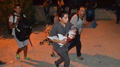 Hunderte Menschen obdachlos: Feuer zerstört Flüchtlingslager auf Lesbos