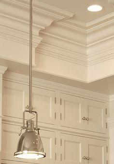Crown Molding Detail