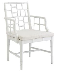 Chinese Chippendale Chair Wisteria, $419.00