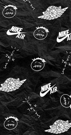 Pin by Christina on Blow in 2021 | Iphone wallpaper off white, Nike wallpaper, Dark wallpaper iphone