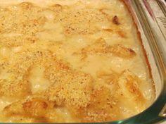 Paleo-ish Cauliflower Mac & Cheese