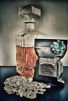 Cool Stocking Stuffer For Whisky Ad Sunflowerseeds Stockingstuffers