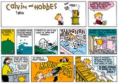 92 Best Calvin and Hobbes images | Calvin, hobbes, Calvin