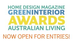 GECA is a proud supporting partner of the Home Design Magazine Australian Living Green Interior Awards: http://www.geca.org.au/news-and-events/news/geca-supporting-partner-home-design-magazine-australian-living-green-interior-awards/