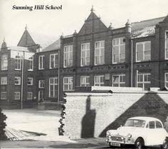 Sunning Hill School, Daubhill, Bolton
