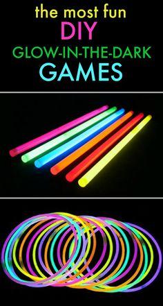 Birthday games for girls kids glow sticks ideas Glow Stick Party, Glow Sticks, Glow Stick Games, Birthday Party Games, Girl Birthday, School Birthday, 13th Birthday, Happy Birthday, Birthday Wishes