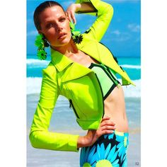BEACH FANTASTIQUE ❤ liked on Polyvore featuring models, people, backgrounds, pictures and photos