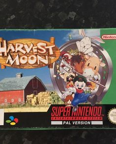 A very rare glance at an exceptional and hard-to-come-across retro farming game - not likely you're gonna see this again any time soon!