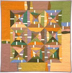 Art Quilt: 1998 by Sonya Lee Barrington