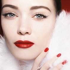 make up rossetto rosso