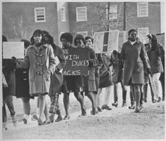 [UNCG food service workers' strike] :: Civil Rights Greensboro