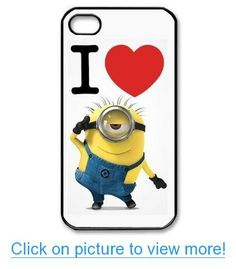 Iphone 4 4s At$t Sprint Verizon Funny Cartoon Despicable Me Minions Hard Case Cover + Free Wristband Accessory #Iphone #4s #Att #Sprint #Verizon #Funny #Cartoon #Despicable #Minions #Hard #Case #Cover #Free #Wristband #Accessory