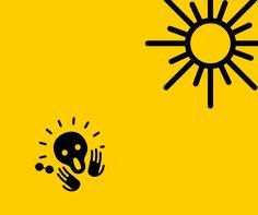 Wichtiger Tipp für den Sommer: Starr nicht direkt in die Sonne. Auch wenn du eine Sonnenbrille trägst. Die solltest du draußen so oder so aufsetzen. Du kannst natürlich tun, was du willst, aber wir wollen hier auf dich aufpassen. Eye, Home Decor, Sun, Tips, Decoration Home, Room Decor, Home Interior Design, Home Decoration, Interior Design