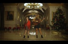 2 Sisters Stand In The Capitol Building And Start To Sing. Their Take On This Song Is Haunting