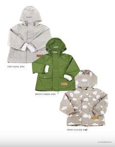 Lea & Jojo Raincoats Raincoat, Kids, Jackets, Collection, Fashion, Rain Jacket, Young Children, Down Jackets, Moda