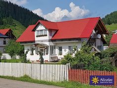 A traditional house in #Romania! More about our tours www.experience-tours.ro   #toursinRomania  #privatetours  #experiencetours  #mountain  #travel #traditional #house