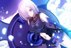 Shielder - Mashu Kyrielite - Fate/Grand Order