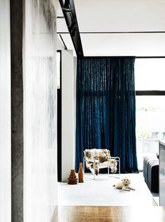 Tour a Refined Melbourne Home With a Modern Mood via @MyDomaine