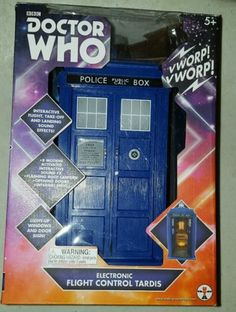 Doctor who 5 5.5 inch #flight #control #tardis 12th twelfth peter capaldi ,  View more on the LINK: http://www.zeppy.io/product/gb/2/112004337472/
