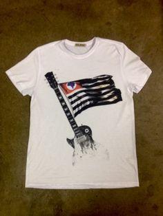 """Camiseta VSP """"Guita Sampa"""" (Pré-venda) - VISTA SAMPA"""