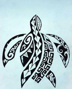 - Maori Turtle- Maori Turtle tattoos tribal tattoos polynesian tattoos c - Maori Tattoo Frau, Tattoo Tribal, Tattos Maori, Tribal Turtle Tattoos, Hawaiianisches Tattoo, Samoan Tattoo, Hawaiian Tribal Tattoos, Tattoo Abstract, Thai Tattoo