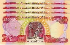 #IraqiDinar exchange rate against the dollar in Iraqi banks and markets 5-3 US $ 1 = 1,184.0000 Iraqi dinars 1 Iraqi dinars = US $ 0.0008 In dollar exchange rate of 1,300 Iraqi market