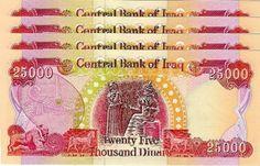 #IraqiDinar exchange rate against the dollar in Iraqi banks and markets 5-3 US $ 1 = 1,184.0000 Iraqi dinars 1 Iraqi dinars = US $ 0.0008 In dollar exchange rate of 1,300 Iraqi market