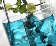 Blue Amour Cocktail Recipe