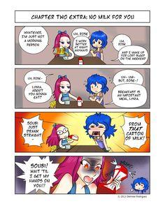 RingTail chapter 2 bonus comic
