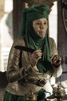 Olenna Tyrell | Game of Thrones