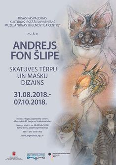 Riga Art Nouveau Centre - Current events, news - Riga, Current Events, Watercolor Tattoo, Art Nouveau, Centre, News, Temp Tattoo
