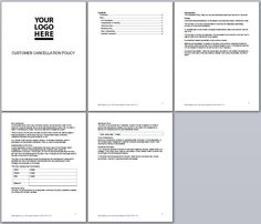 Petty Cash Policy Template  Business Documents