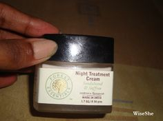 Save, Spend and Splurge Wise She – Night Creams