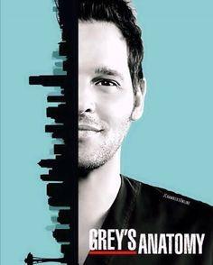 #GreysAnatomy 13 | -1 Mese Premiere Italiana su #FOXlife! #GreysAnatomyIT @7JustinChambers @FoxLifeIT @ABCStudiosIT