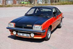 """Die Capry Ablösung 1980 Opel Manta GTE / 2.0 B, ...Sein Image war noch nicht """"Ge-Schweiger' t"""" ;-)"""
